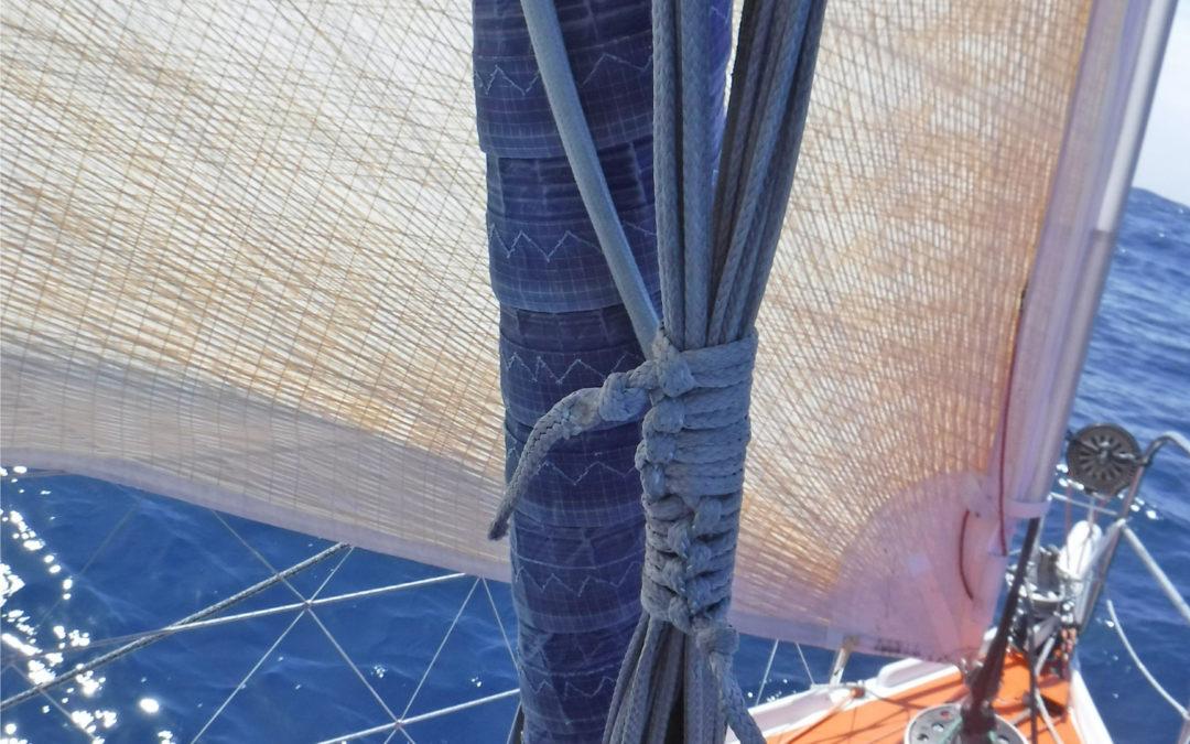 修复分段式大三角帆